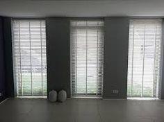 Afbeeldingsresultaat voor luxaflex hout wit