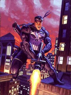 The #Punisher #1