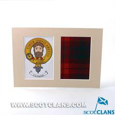 MacNab Clan Crest an