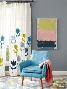 Learn how to create and design your very own wall art for your home. These steps will show you how to easily make your own paint canvas that is beautiful and budget-friendly.