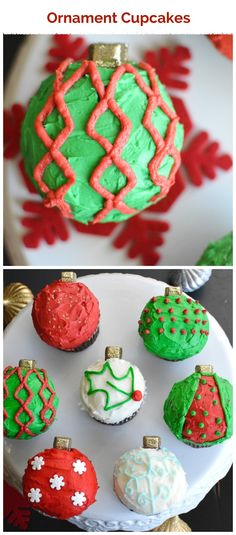 Learn to make and decorate these fun cupcakes! - Kristin's Kitchen