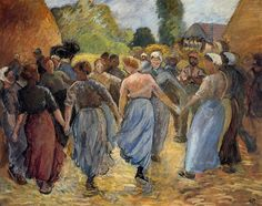 Camille Pissarro (July 10, 1830 - November 13, 1903)