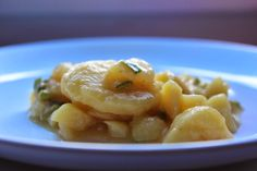 Recepty pro radost: Rakouský bramborový salát bez majonézy
