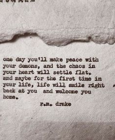 r m drake Poetry Quotes, Words Quotes, Wise Words, Sayings, Son Quotes, Great Quotes, Quotes To Live By, Inspirational Quotes, At Peace Quotes