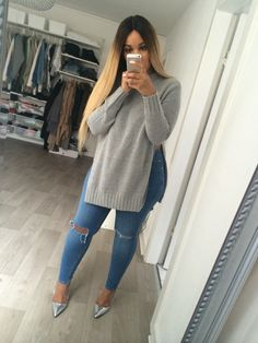 Fav..jeans&pumps
