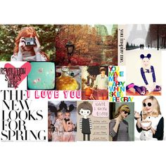 """""""Collage"""" by ratnakhairunissal on Polyvore"""