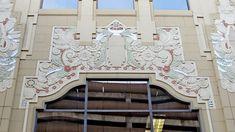 Spokane City Hall - Spokane, WA - Art Deco - Art Nouveau 9/2/16