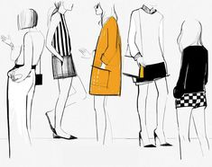 Friends by Garance Dore