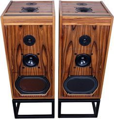 Linn Isobarik. One of my dream speakers when I started on my quest to build HiFi system.