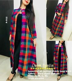 A person searched for: shrugs for long dresses! Finthousands of hand made, vintage, and diverse goods. Dress Neck Designs, Kurti Neck Designs, Kurta Designs Women, Salwar Designs, Kurti Designs Party Wear, Designs For Dresses, Plain Kurti Designs, Simple Kurti Designs, Casual Summer Dresses