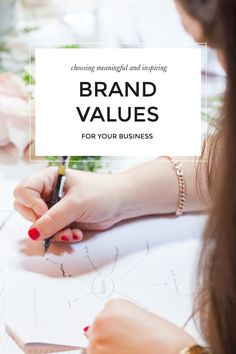 Choosing your brand words: some tips on making them meaningful