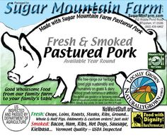 Sugar Mountain Farm | 36 Packaged Meats That Are Actually Natural And Good For You