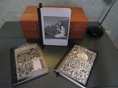 Beatrice Euphemie: Crafts Art nouveau journals,
