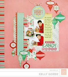 25th & Pine | Season's Greetings | Kelly Goree