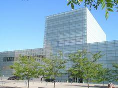 Figge Art Museum, David Chipperfield architects, Davenport, Iowa