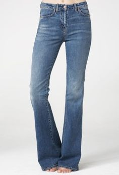 In LOVE with MiH high rise, vintage flare jeans!