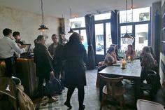 Hungry Hoss: Septime, Paris  lights