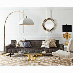 Jonathan Adler Rutledge Grand Sofa