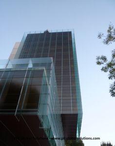 Torre Castelar de Madrid, contrapicado lateral