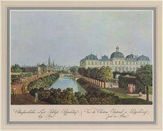 10 Fakten über das Poppelsdorfer Schloss Taj Mahal, Landscape, Artist, Rococo, Travel, Painting, Gardens, Detail, Bonn