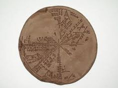 Sumerian star chart of C.2600BC better than medival astronomical maps