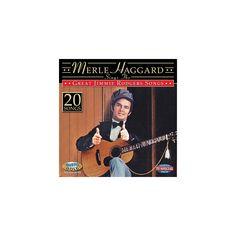 Merle Haggard - Sings the Great Jimmie Rodgers Songs (CD)