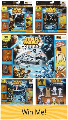 Win Star Wars Command Bundle closes 1st April