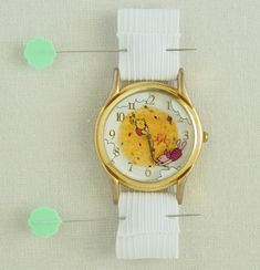 Fabric & Elastic Watch Strap Tutorial - Pretty by Hand -