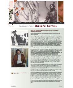 What makes an artist tick? Danger Signs, Artist Profile, Australian Artists, Website