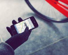Touchscreen Gloves by Mujjo