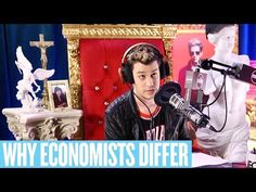 Why Economists Have Different Interpretations of Facts and Data - YouTube