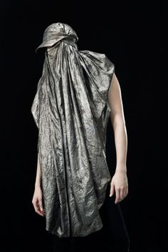 Anti-drone hoodie and burqa hide you from surveillance via @CNET