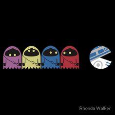 Pac2 D2 by Rhonda Walker