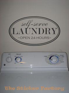 Laundry Escrito Designs Rastreados Para A Silhouette Pinterest - Custom vinyl wall decals sayings for laundry room