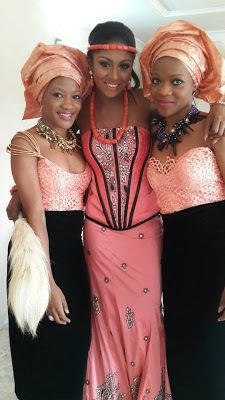 Guest Post: Aso Ebi Trends by Ewemade of Shakara Couture African Attire, African Wear, African Style, African Women, African Dress, Nigerian Traditional Wedding, Traditional Dresses, Ghanaian Fashion, African Fashion