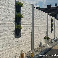 Ideal  fels steinbeet pflanzk bel betonzaun kowalewski NRW Eschweiler sosch nkanngartensein