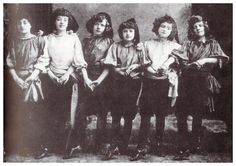 Tiller Girls 1891 Oldest    The Tiller Girls were among the most popular dance troupes of the 1900s, first formed by John Tiller in Manchester, England, in 1890. Whilst on visits to the theatre, Tiller had noticed the overall effect of a chorus of dancers was often spoiled by lack of discipline. Tiller found that by linking arms the dancers could dance as one; he is credited with inventing precision dance.