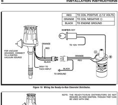 Msd Ignition 6al Wiring Diagram Diagram, Ignite