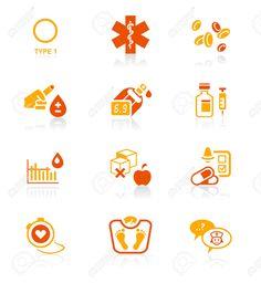 diabetes meter treatment icon - Google Search