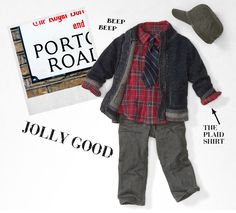 LOVE this toddler outfit!