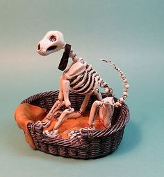 Every haunted doll house needs one of these.  By Patricia Paul