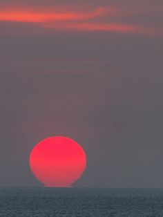 Sunrise at Amed, Bali