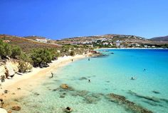 Looking for your vitamin sea in Paros? Lucky you… Paros is one of the Cyclades island with an abundance of beaches that have different style and feel. Greece Kos, Paros Greece, Paros Beaches, Porches, Naoussa Paros, Paros Island, Beautiful Islands, Greek Islands, Beach Trip