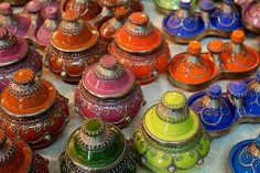 Colours of Fez by jeroenpots, via Flickr