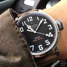 Zenith Pilot Type 20 Extra Special 45mm