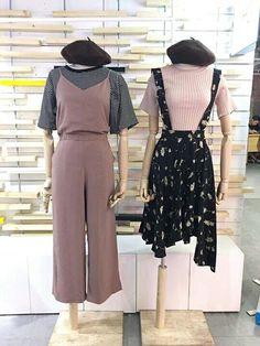 Korean Fashion – How to Dress up Korean Style – Designer Fashion Tips Korean Outfits, New Outfits, Trendy Outfits, Cute Outfits, Fashion Outfits, Womens Fashion, Fashion Trends, Fashion Ideas, Korea Fashion