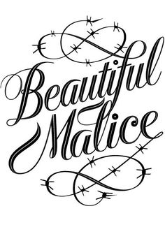 'Beautiful Malice' by Sebastian Lester