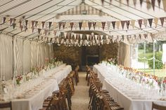 Table Layout: How to arrange tables for a successful event - Decoration For Home Wedding Bunting, Wedding Decorations, Wedding Table Layouts, Event Decor, Wedding Designs, Wedding Reception, Ivory Wedding, Wedding Planner, Wedding Blog