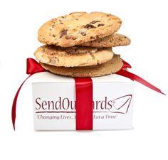 Add cookies to your card SendOutCards www.sendoutcards.com/bethburks