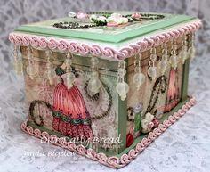 Sewing Box 3 sides - laughingstamper